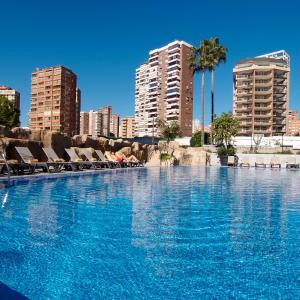 Sandos Monaco Beach Hotel & Spa - Adults Only - All Inclusiv, Benidorm