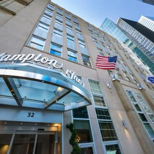 Hampton Inn Manhattan/Downtown- Financial District, New York