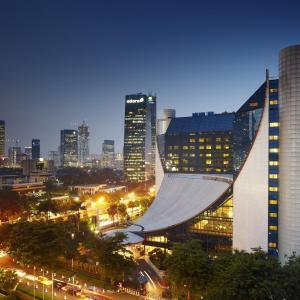 Gran Melia Jakarta, Jakarta