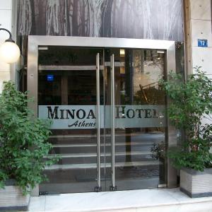 Minoa Athens Hotel, Athens