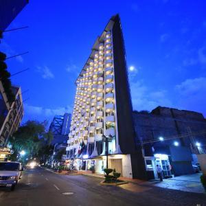 Hotel Century Zona Rosa, Mexico City