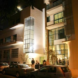 The Diaghilev Live Art Suites Hotel, Tel Aviv