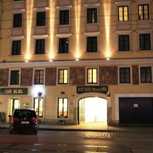 Suite Hotel 900 m zur Oper, Vienna