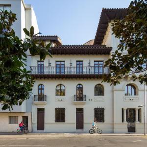Hotel Altiplanico Bellas Artes, Santiago
