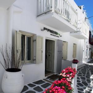 Fresh Boutique Hotel, Mýkonos City