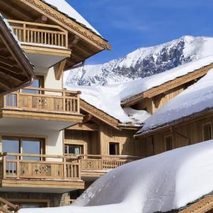 CGH Résidences & Spas Le Cristal de l'Alpe, L'Alpe-d'Huez