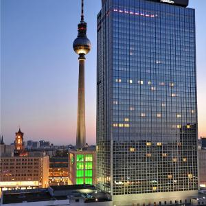 Park Inn by Radisson Berlin Alexanderplatz, Berlin