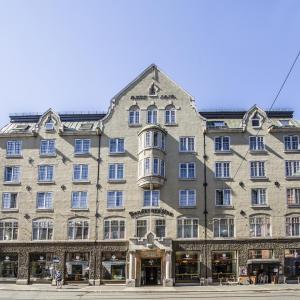 Hotell Bondeheimen, Oslo