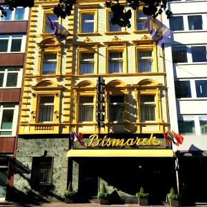 Hotel Bismarck, Düsseldorf