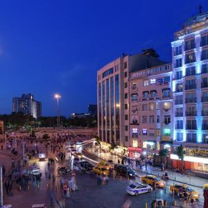 CVK Taksim Hotel Istanbul, İstanbul