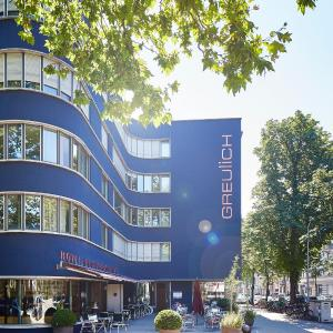 Greulich Design & Lifestyle Hotel, Zürich