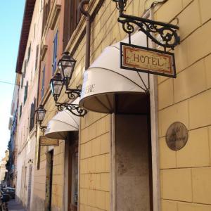 Hotel Trastevere, Rome