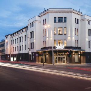 Corner Hotel, Vilnius