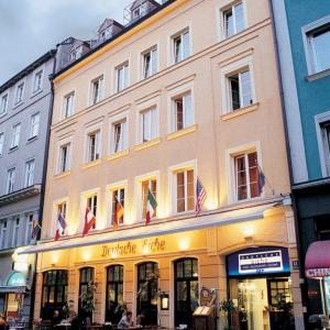 Hotel Deutsche Eiche, Munich