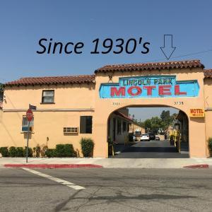 Lincoln Park Motel, Los Angeles