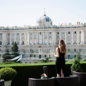 Apartosuites Jardines de Sabatini, Madrid