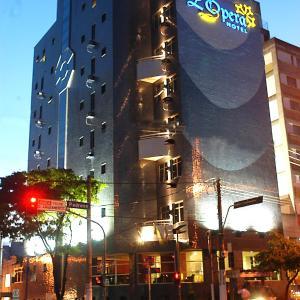 L'Opera Hotel, Sao Paulo