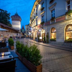 Hotel Polski Pod Białym Orłem, Kraków