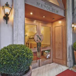 Hotel Napoleon, Rome