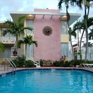 Alcazar Resort- Gay Mens Resort, Fort Lauderdale