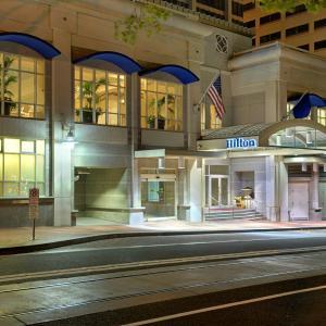 Hilton Portland Downtown, Portland