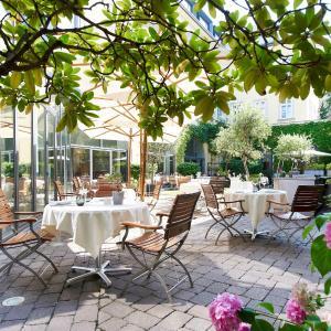 Das Triest Hotel, Vienna