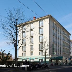 Hôtel Bellerive, Lausanne