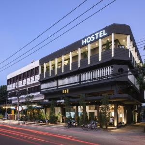 HOSTEL by BED, Chiang Mai