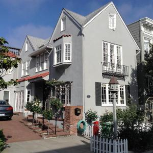 My Rosegarden Guest Rooms, San Francisco
