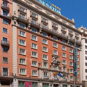 Senator Gran Vía 70 Spa Hotel, Madrid