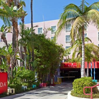 Ramada Plaza by Wyndham West Hollywood Hotel & Suites, Los Angeles