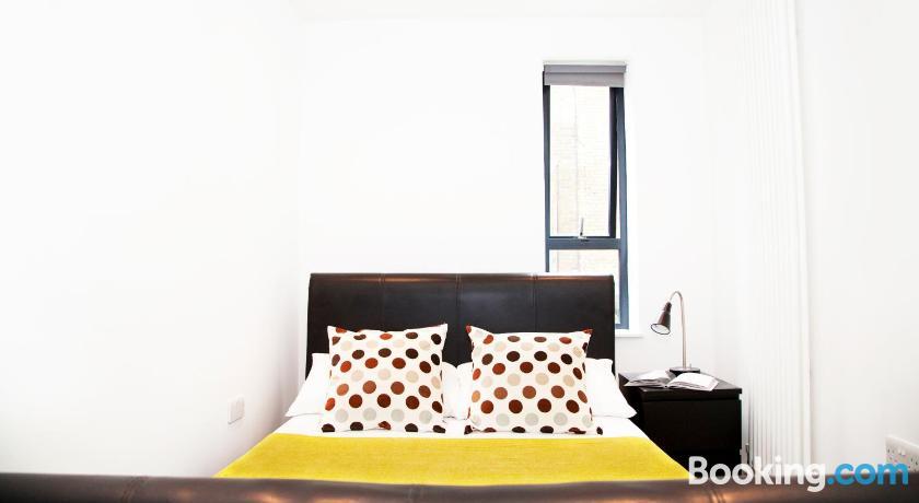 Cornualles pastel casamentero  Shoreditch Níké Apartments   London, England Hotels - Lonely Planet