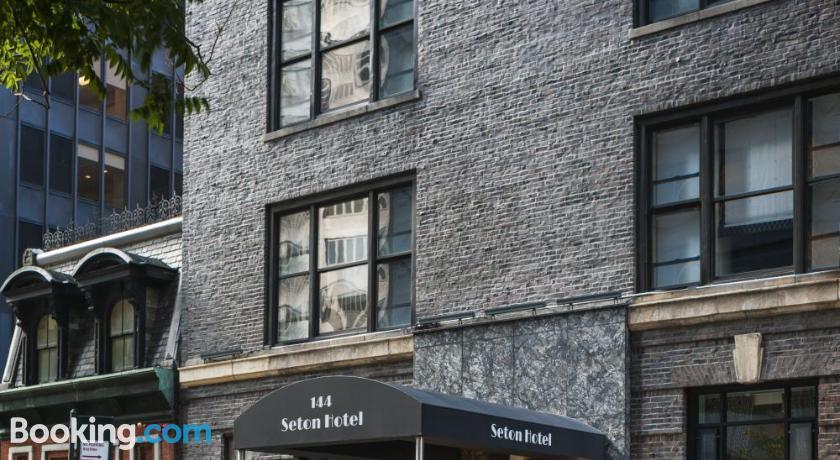 Seton Hotel | New York City, USA - Lonely Planet