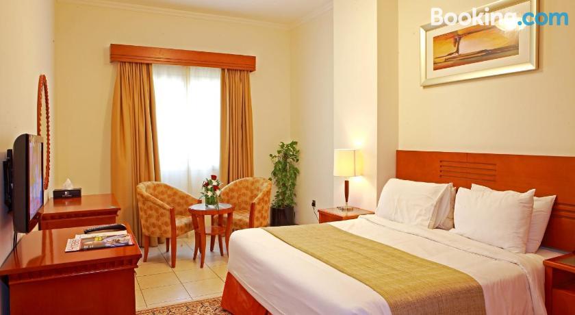 Rose Garden Hotel Apartments Bur Dubai Dubai United Arab