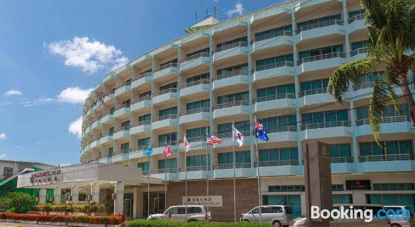 Palasia Hotel   Koror, Palau - Lonely Planet