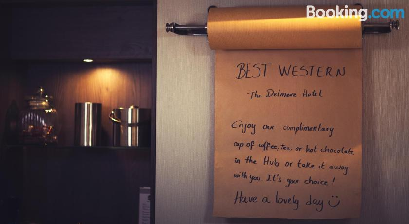 Best Western Plus Delmere Hotel London England Lonely Planet