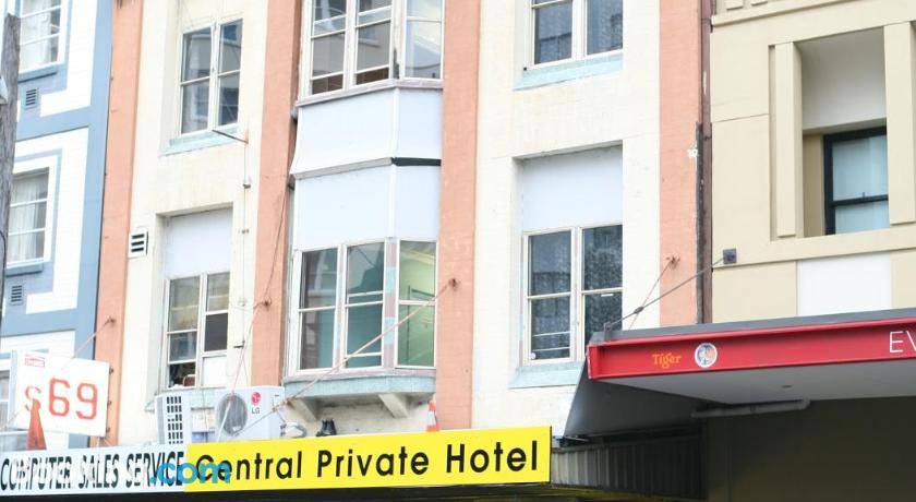 Central Private Hotel Sydney Australia Lonely Planet
