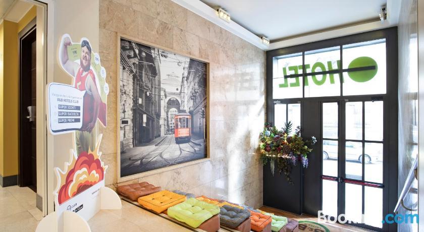 B B Hotel Milano Sant Ambrogio Milan Italy Hotels Lonely Planet