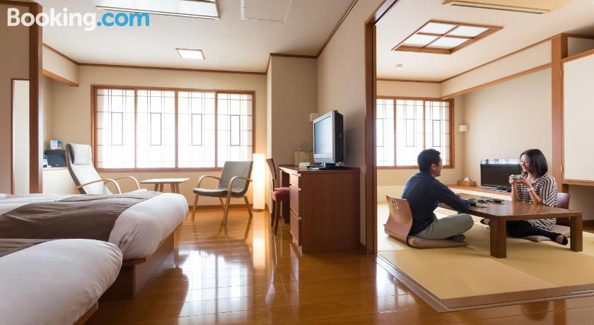 Hotel Taisetsu   Japan Hotels - Lonely Planet