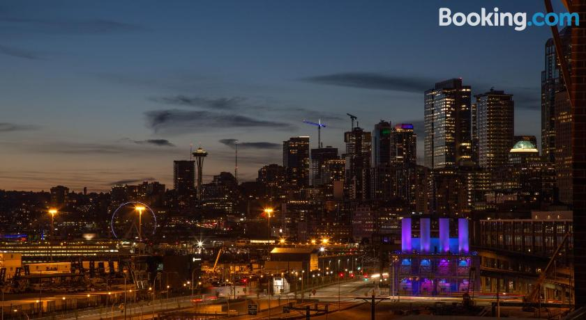 Silver Cloud Hotel - Seattle Stadium | Seattle, USA - Lonely