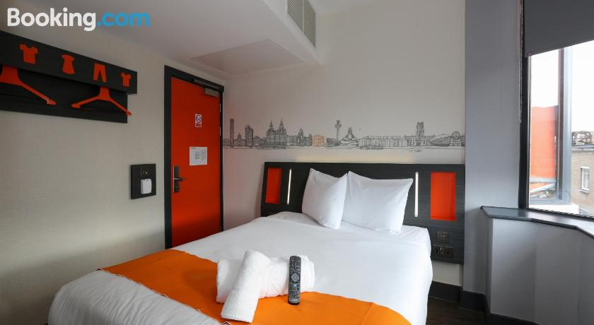 easyHotel Liverpool   Liverpool, England - Lonely Planet
