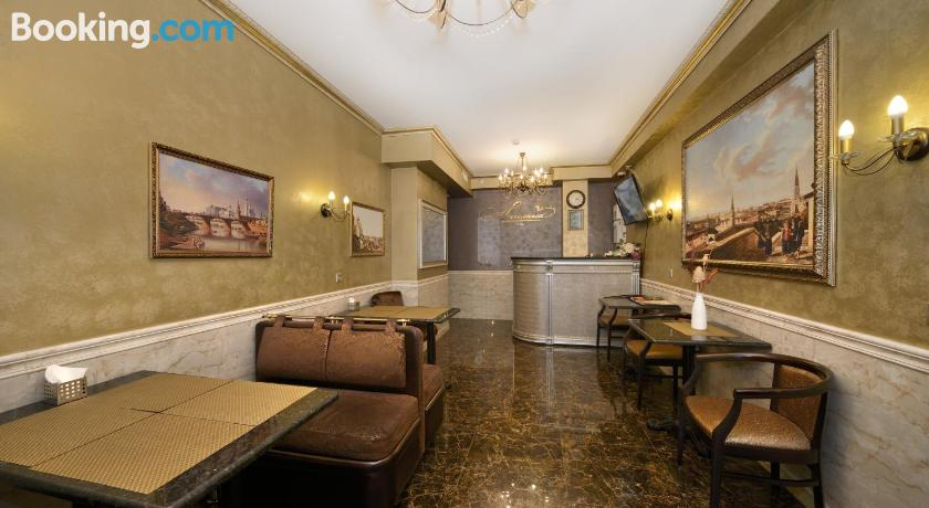 Angelina Hotel | Moscow, Russia - Lonely Planet