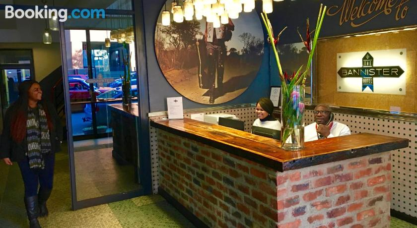 Bannister Hotel Johannesburg South Africa Hotels Lonely Planet