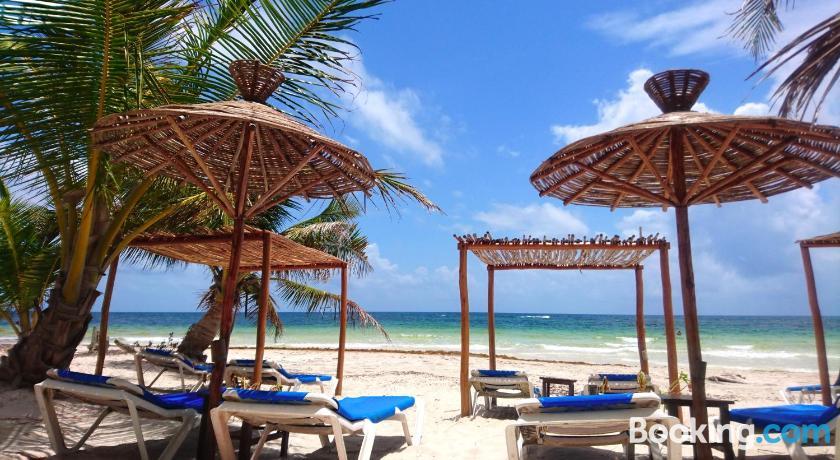 Almaplena Beach Resort Costa Maya Southern Caribbean Coast Mexico Lonely Planet