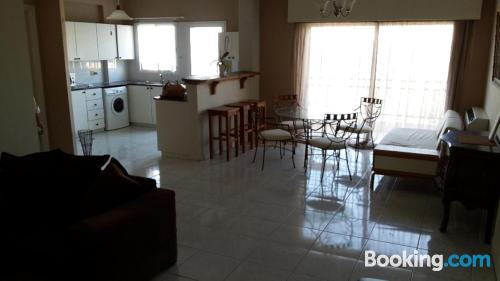 2 bedroom spacious apartment in Limassol for rent