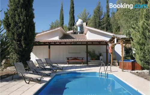 Two-Bedroom Holiday Home in Miliou Paphos