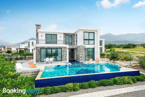 Stylish Modern Seaside Villa + Private Pool