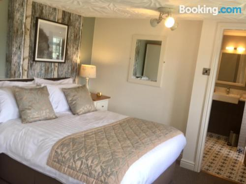 Nantwich apartment good choice for two