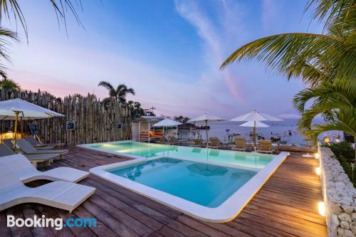Home for 2 in Lembongan. Tiny and in superb location.