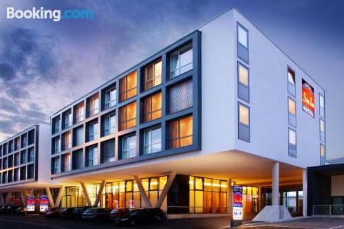 Apartamento pequeño en Salzburgo con conexión a internet